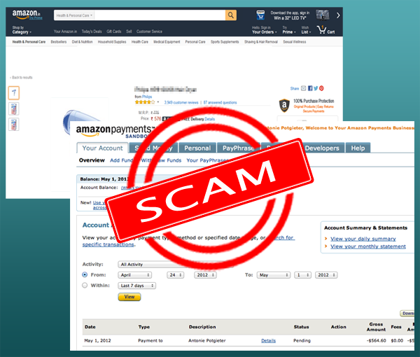 Amazon Car Scams >> Amazon Payment Scams Craigslilst Ebay Gift Card Frauds