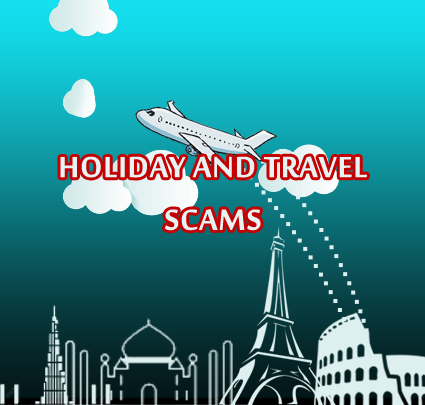 Beware of Holiday and Travel Scams