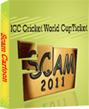ICC World Cup Ticket Scam