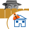Invisible Home Improvements Scams Icon