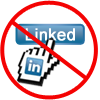 Linked-in Scam Icon