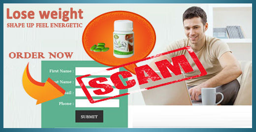 slimming cure scam