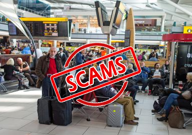 Travel and Subsistence Scams