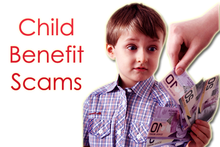 Beware of Child Benefit Scams