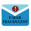 Email Scam Icon