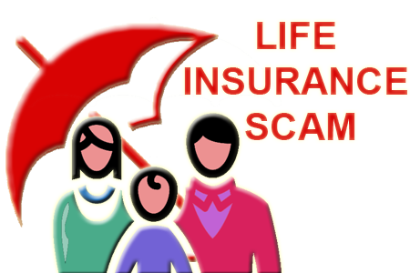 Beware of Life Insurance Scams