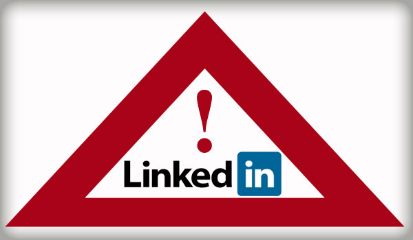 Beware of Linked-in scams