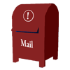 Mail Order Scam Icon