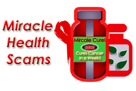 Beware of Miracle Health scams