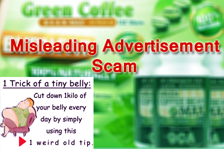 Beware of Misleading Advertisement Scams