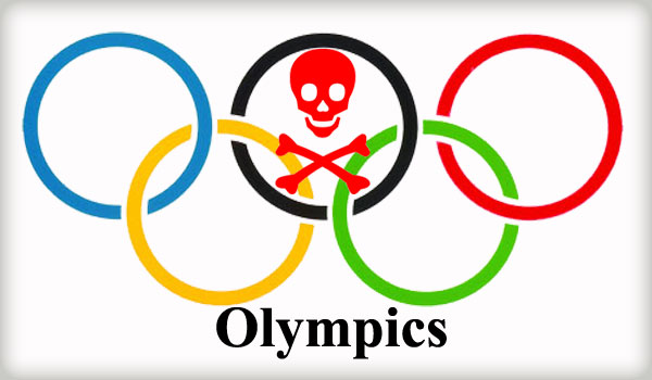 Olympic Scams