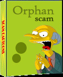 Orphan Scams
