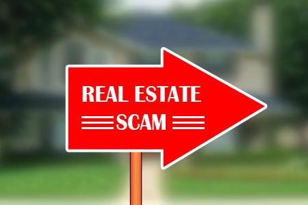 Real Estate Scam