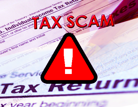 Tax Scams |Tax Revenue, accounts fraud | Online Scams