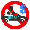 Vehicle Matching Scam Icon