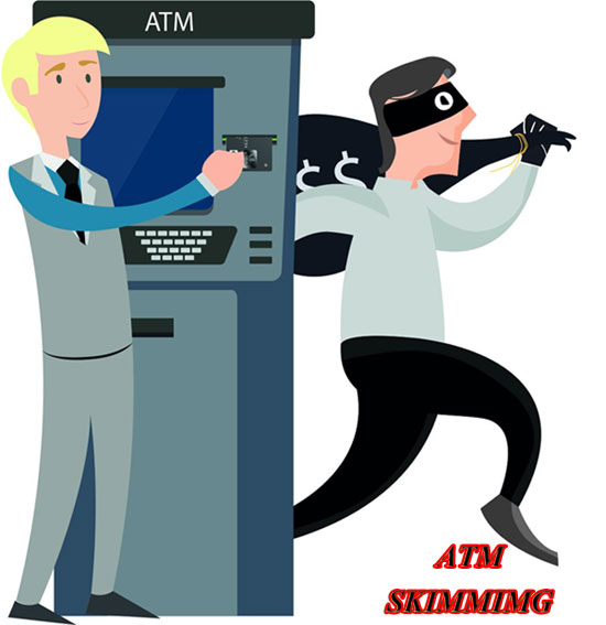 ATM Skimming Scam | Fake ATM Machines | Card And Cash