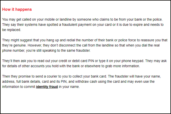 Courier Scams | Fedex fraud | international courier service