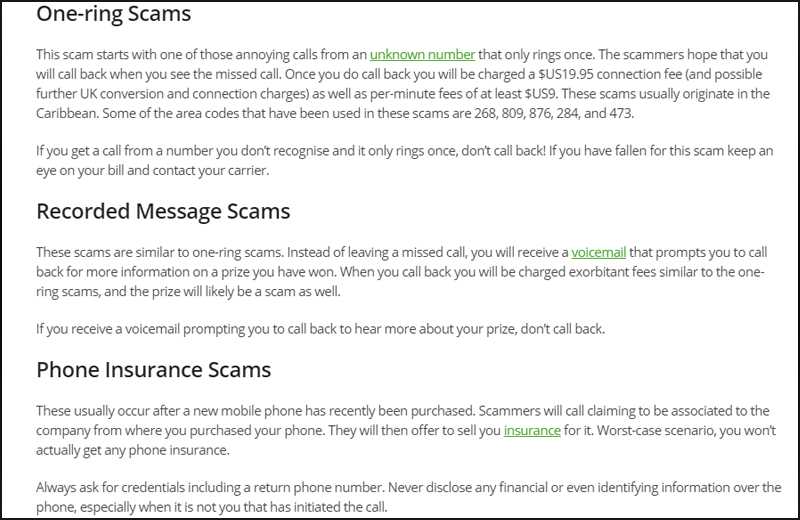 Mobile Phone Scams |Ringtones, apps | victim of Mobile Phone