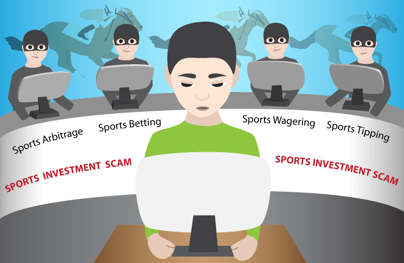 Sports betting software scams on craigslist 2nd half betting rules in blackjack