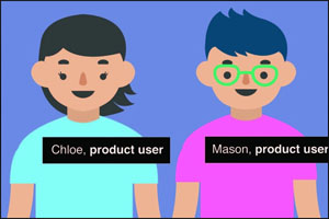 Product user